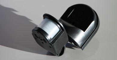 Sensor de movimiento con alarma